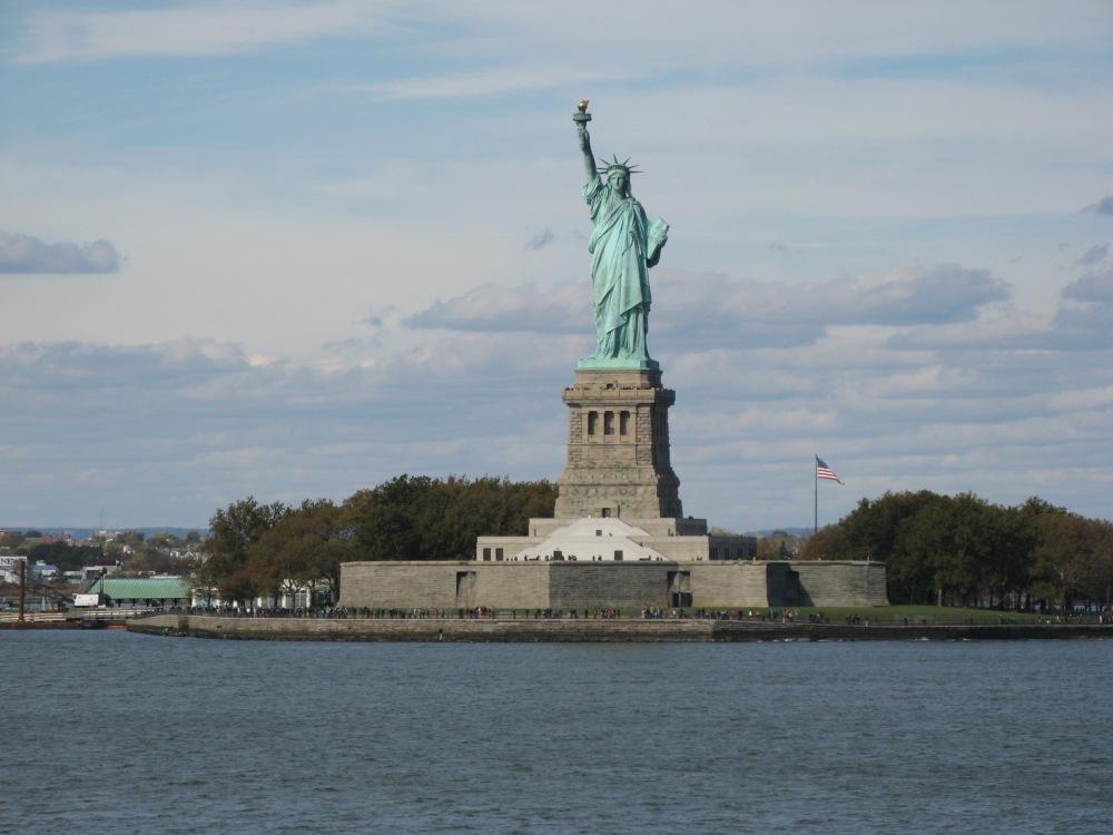 Statua Wolności, USA, Stany Zjednoczone