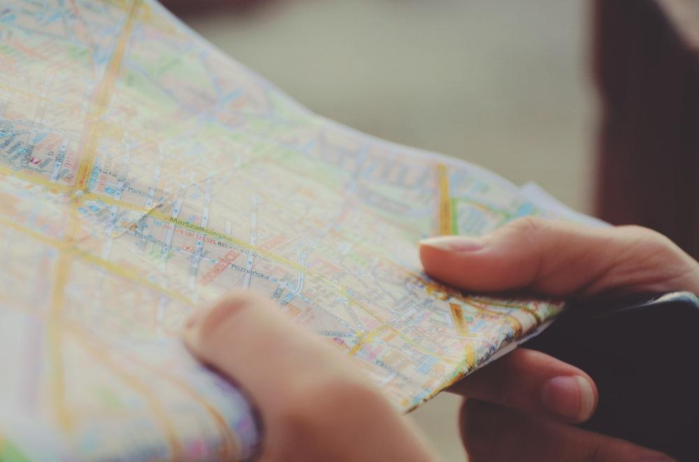 pobyt za granicą, wyjazd
