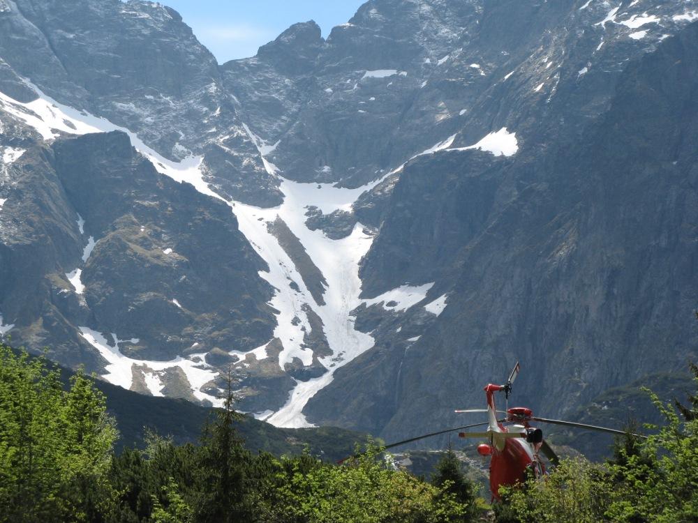 narty, nauka, góry, wypadek