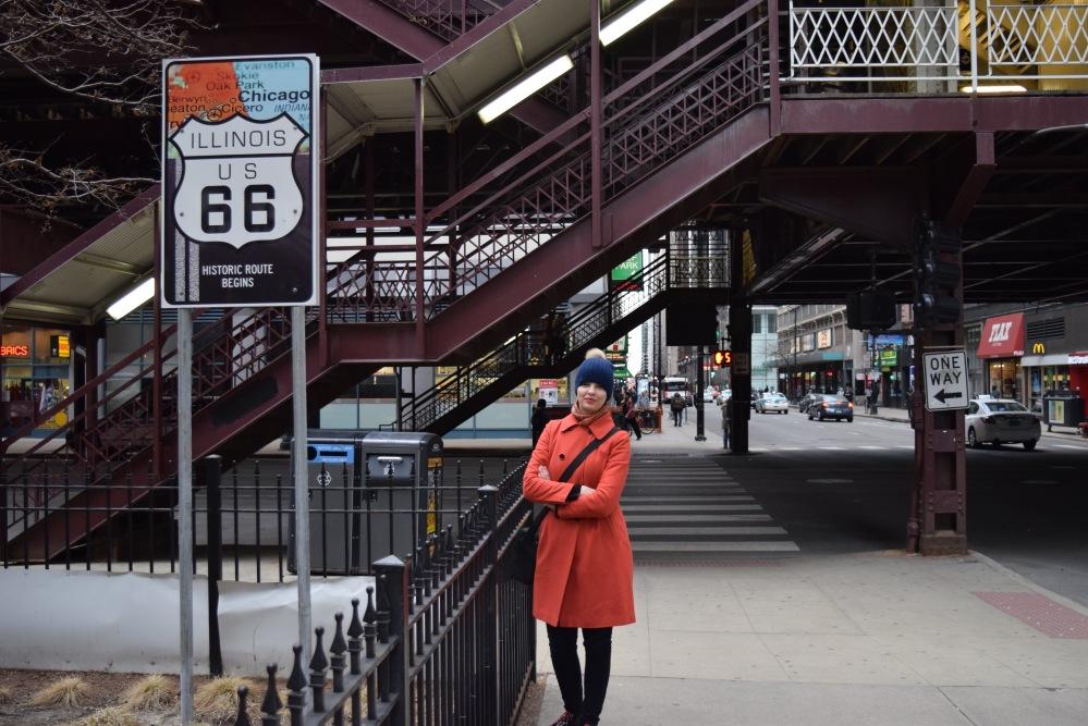 Route 66 w USA