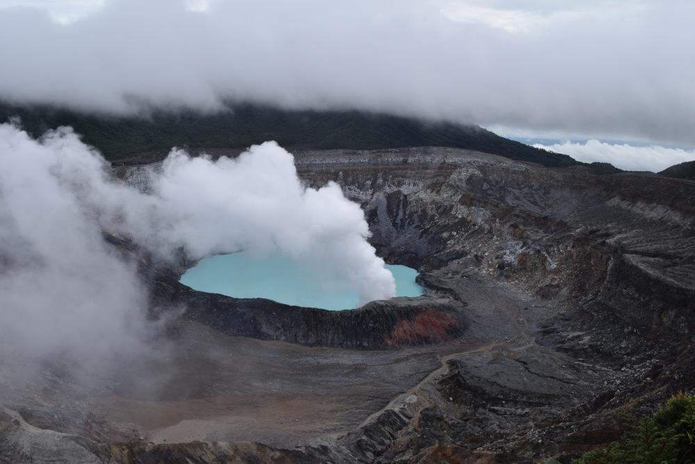 Wulkan na Kostaryce