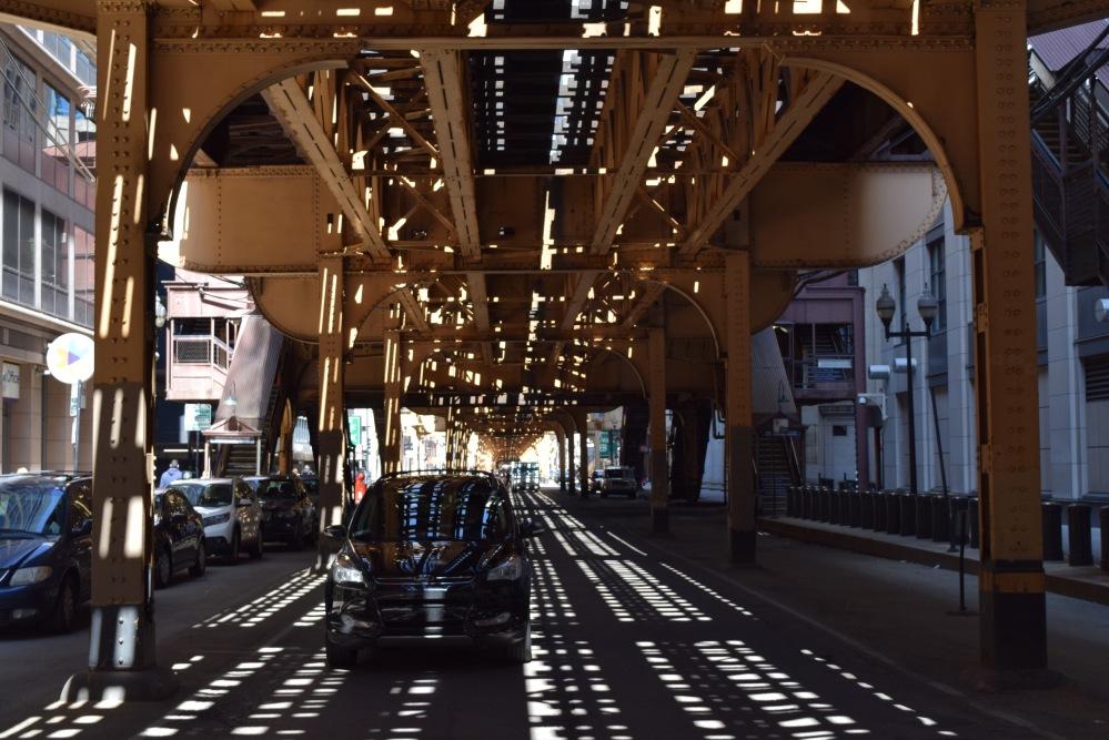 kolejka miejska w Chicago
