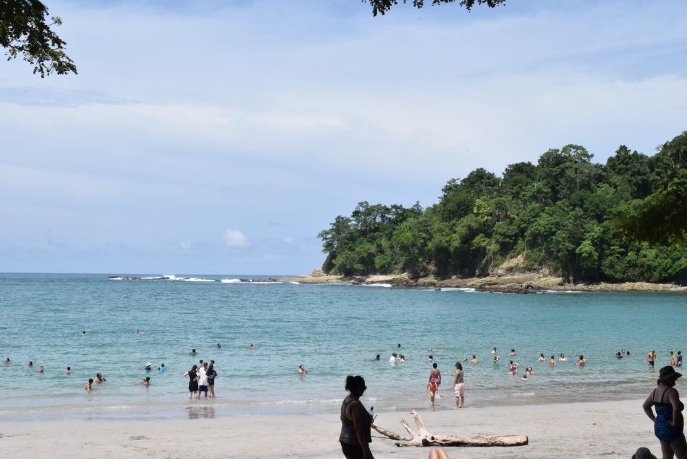 Plaża na Kostaryce