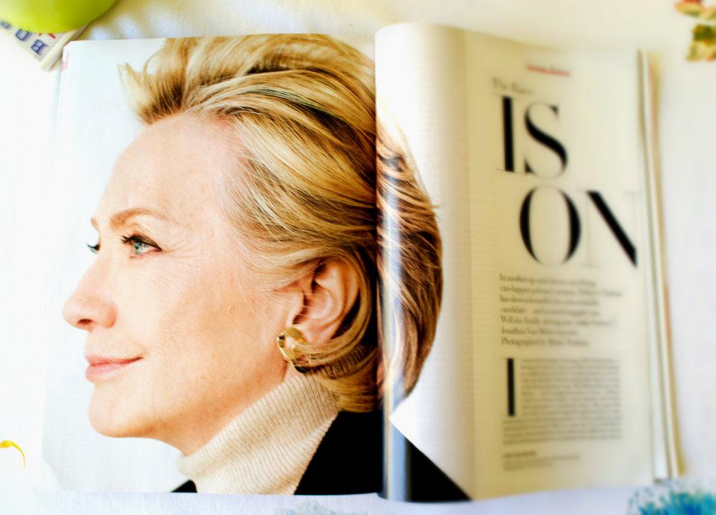 Hillary-Clinton-wywiad-w-amerykańskim Vogue